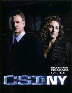 CSI紐約犯罪現場第一季1